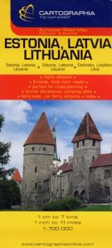 Image for Estonia, Latvia, Lithuania
