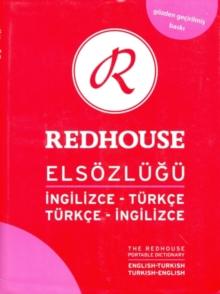 Image for The Redhouse Portable English-Turkish & Turkish-English Dictionary