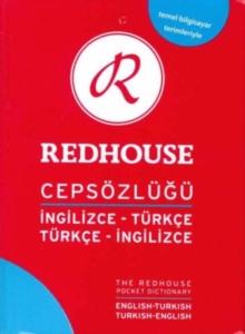Image for The Redhouse Pocket English-Turkish & Turkish-English Dictionary