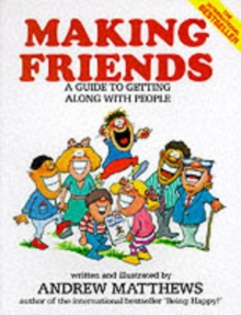 Image for Making friends  : a guide to getting along with people