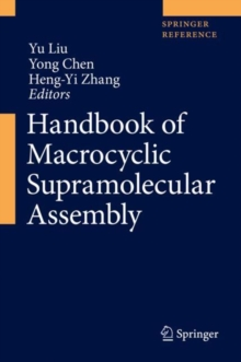 Image for Handbook of Macrocyclic Supramolecular Assembly
