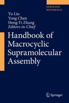Image for Handbook of Macrocyclic Supramolecular Assembly