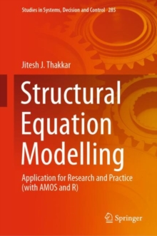 Image for Structural Equation Modelling: Application for Research and Practice (With AMOS and R)