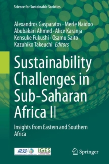Image for Sustainability Challenges in Sub-Saharan Africa II : Insights from Eastern and Southern Africa