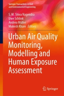 Image for Urban Air Quality Monitoring, Modelling and Human Exposure Assessment