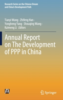 Image for Annual Report on The Development of PPP in China