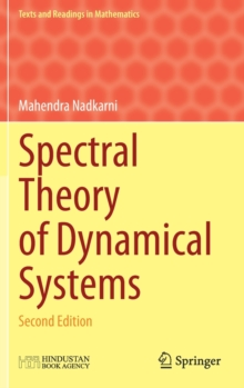 Image for Spectral Theory of Dynamical Systems : Second Edition