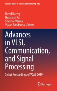 Image for Advances in VLSI, Communication, and Signal Processing : Select Proceedings of VCAS 2019