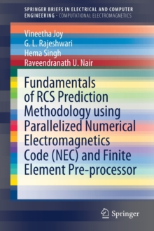 Image for Fundamentals of RCS Prediction Methodology Using Parallelized Numerical Electromagnetics Code (NEC) and Finite Element Pre-processor
