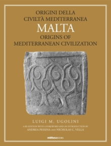 Image for Malta  : origini della civiltáa Mediterranea