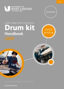Image for London College of Music Drum Kit Handbook Grades 3 & 4