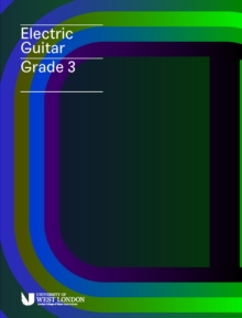 Image for London College of Music Electric Guitar Grade 3