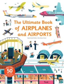 Image for Ultimate book of airplanes and airports