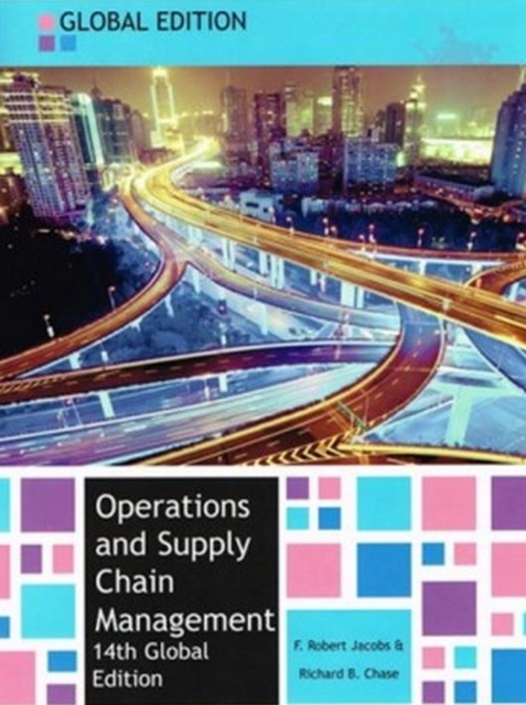 Operations and supply chain management