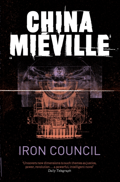 Image for Iron Council
