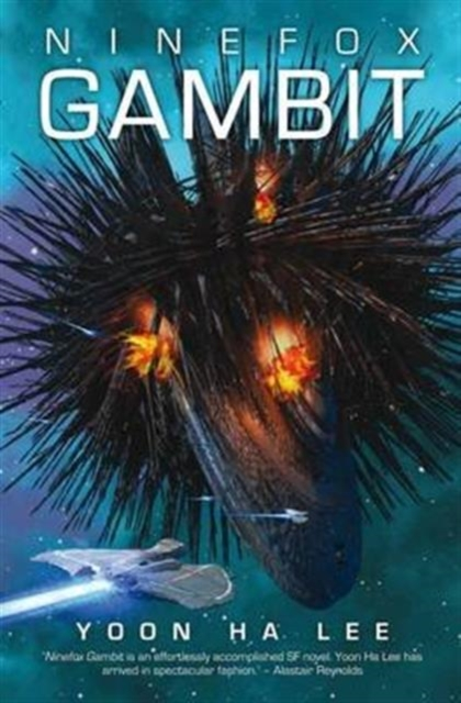 Cover for: Ninefox Gambit  (Machineries of Empire #1)